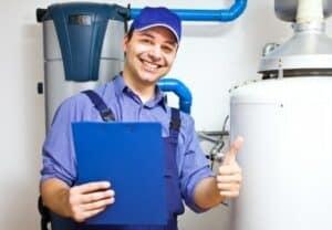 Water Heater Repair in Winder
